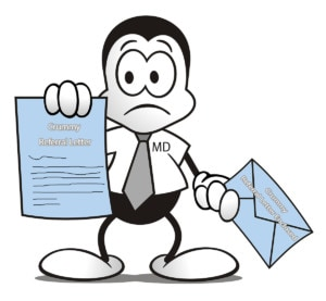 sample marketing letter to physicians