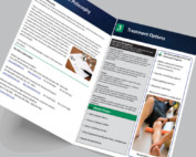 Physical Therapy Brochures - Medium