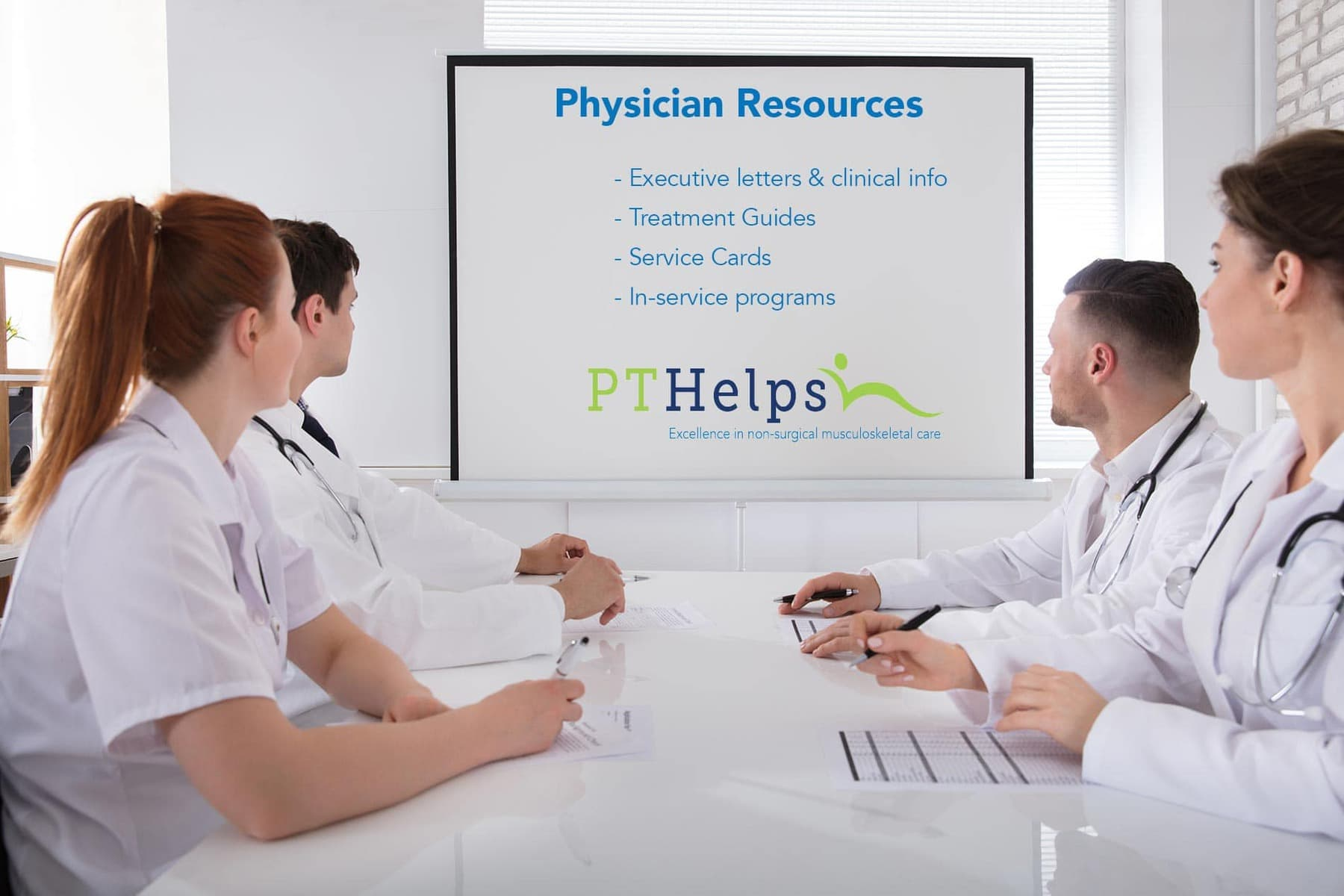 Physician Marketing for Physical Therapists - Event Feature image